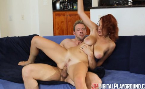 Digital Playground- Busty Redhead Enjoys Pussy Rubbing|46,532 views