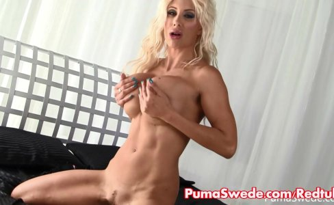 Swedish PornStar Puma Swede Has a Wet Dream!|1,971 views
