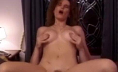 Retro redhead pussypounded before cumshot|5,827 views