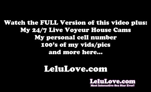 Lelu love after shower webcam m 720camscom|159 views