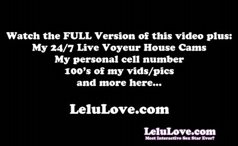 kinkyandlonelycom Lelu love cameltoe sliding |1,343 views