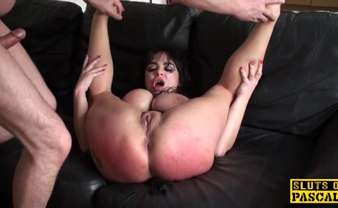 Bigtitted brit sub humiliated by maledom|132,449 views