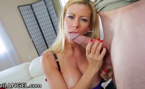 EvilAngel Alexis Fawx Talks Dirty to Stepson|90,353 views