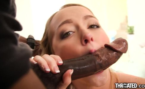 Throated 18 Year Old Iris Rose Sucking Dick Fetish|22,824 views