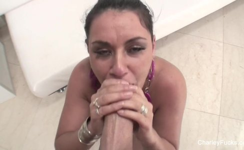 Rough POV fucking with busty slut Charley|69,125 views