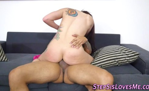 Amateur stepsis pounded|240 views