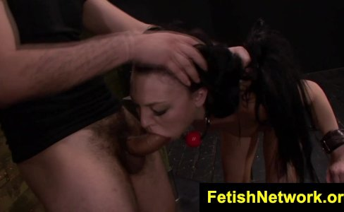 FetishNetwork Nikki Bell bdsm training|380 views