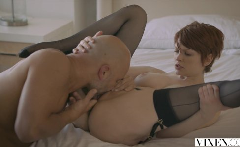 VIXEN Beautiful Redhead Bree Daniels Fucked By Sugar Daddy|168,438 views