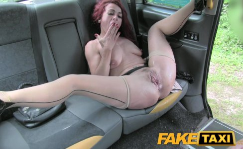 Fake Taxi Cabbie gets his best fuck in years|389,086 views