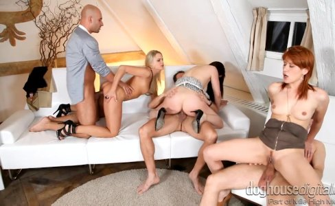 Swingers Orgy 6 - Scene 3|502,904 views