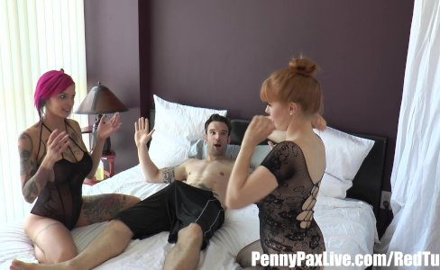 BTS 3Some Anna Belle Peaks, Penny Pax & Alex Legend Part 3|28,989 views