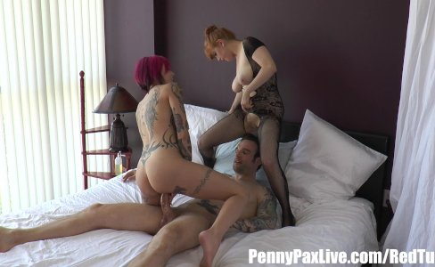 BTS 3Some Anna Belle Peaks, Penny Pax & Alex Legend Part 3|9,098 views