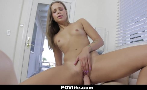 Povlife - Small Teen Quickie with Boss|42,054 views