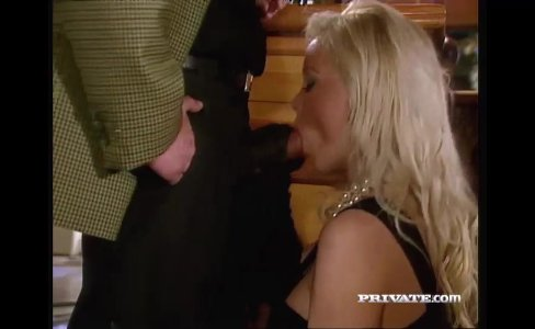 Silvia Saint Sucks a Cock at a Party While Everyone Watches|40,447 views