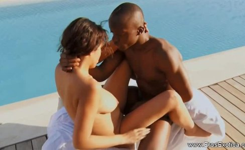 Ebony Partners Sex Outdoor|12,597 views