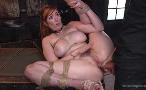 Slave Training Lauren Phillips|38,210 views
