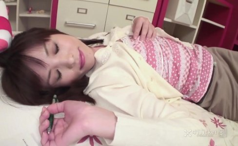 Arisa Suzuki Masturbates Shaved Pussy (Uncensored JAV)|12,291 views