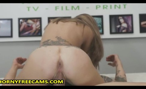 Big Cock For Tiny Casting Couch Model|317 views
