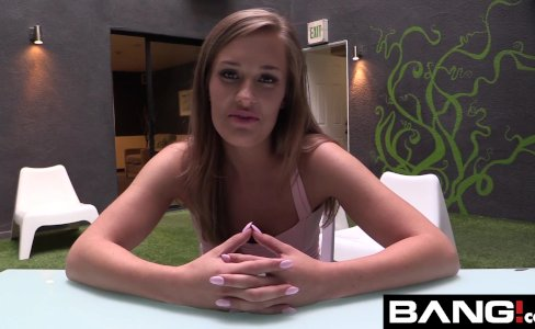 April Brookes Auditions for BANG! and Swallows Jizz|24,819 views