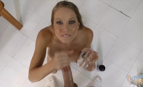 Nurse Shawna Lenee Milking a Cock|22,996 views