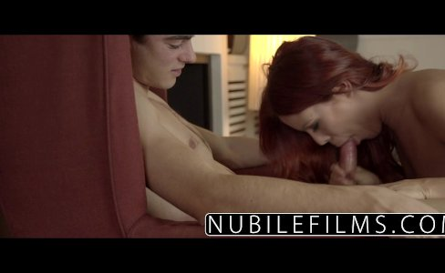 NubileFilms  Spanish beauty cums on hard cock|13,208 views