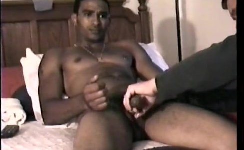 Giving Straight Boy Jose a Handjob|5,522 views