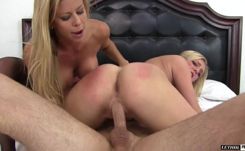 Alexis Fawx And Tiffany Watson Are Horny|8,138 views