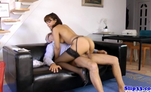 Classy eurobabe drools all over old mans cock|14,710 views