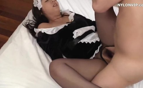 Ryoko Murakami | Ryoko to serve us in the neo pantyhose fetish erotic body|2,872 views