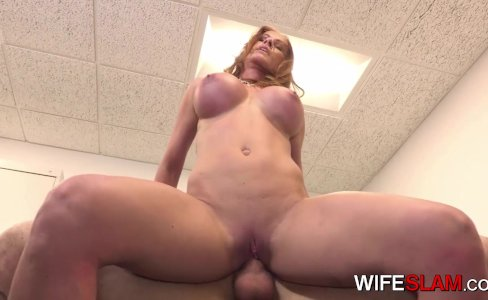 Hot Slutwife Sabrina Cyns Fucks Her Co-worker|2,202 views