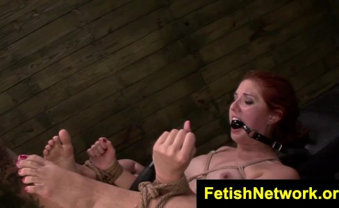 FetishNetwork Rose Red Tyrell rough bdsm|20,647 views