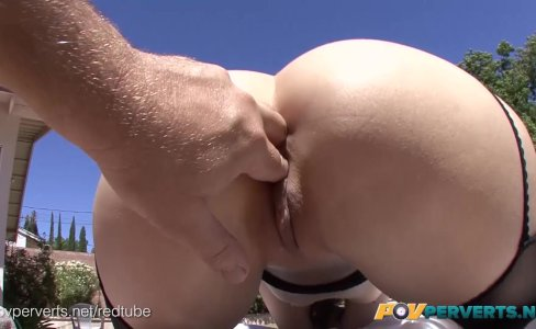 POVPerverts - Casey Calvert Tight Ass Fuck|19,087 views