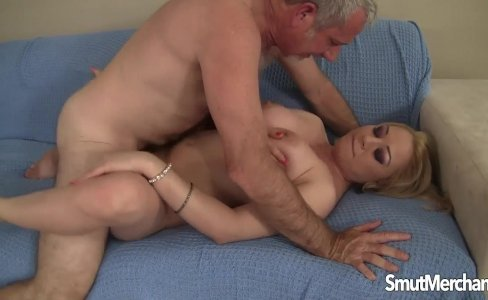 Horny blond girl Jasmine Gin gets fucked hard|837 views