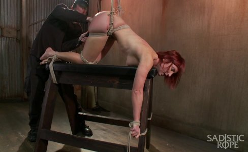 The Pope brutally Tortures newcomer, Sophia L|29,998 views