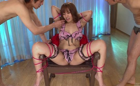 Uncensored and Subtitled bound Japanese AV|12,119 views