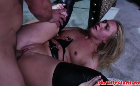 Cocksucking Aj Applegate tormented by maledom|332 views