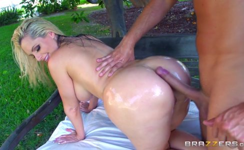 Brazzers - Alena Croft takes a cock in her as|30,203 views