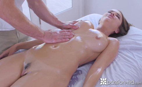 Passion-HD - Dillion Harper sexy wet massage|26,222 views