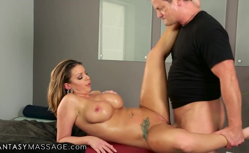 FantasyMassage Ex-Husband Cums inside Wife|60,887 views