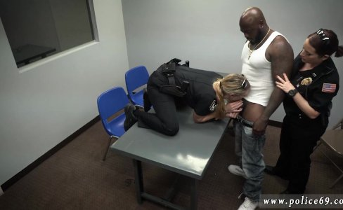 Blonde interracial swallow and backroom bff|835 views