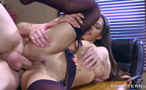 Brazzers - Priya Price gets pounded at work|20,349 views