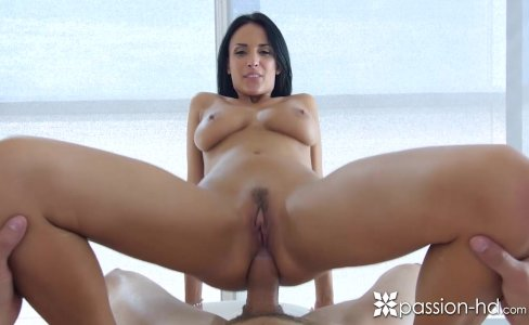 Passion-HD - Anissa Kate enjoys anal after sexy yoga workout|305,262 views