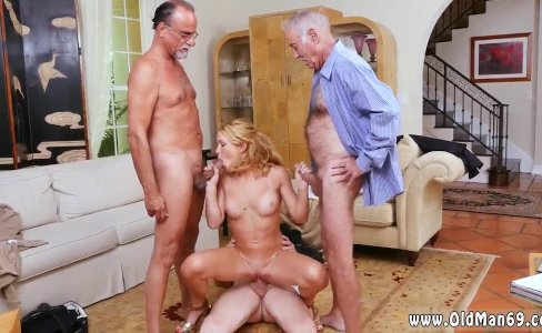Teen first anal with old man Frankie And|991 views