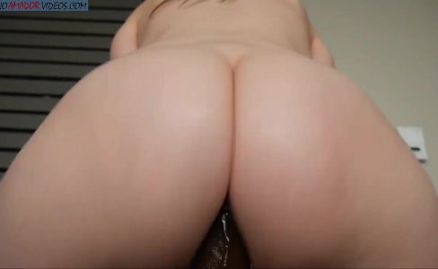 Gringa Hot Big Butt Taking Her Panties|262 views