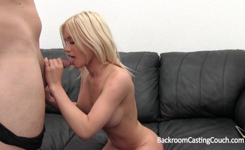 Big Tit Amateur Creampie on Casting Couch|1,192,783 views