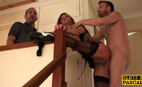 Clitpierced uk sub pounded in ass roughly|19,396 views