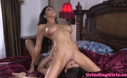 Milf Romi Rain queening Vanessa Veracruz|45,096 views