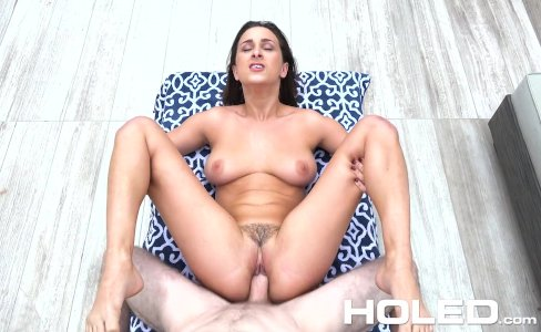 HOLED - Snooping step relative fucks Ashley Adams's asshole|31,502 views