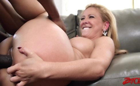 Milf Cherie Deville Taking Dark Monster|852 views