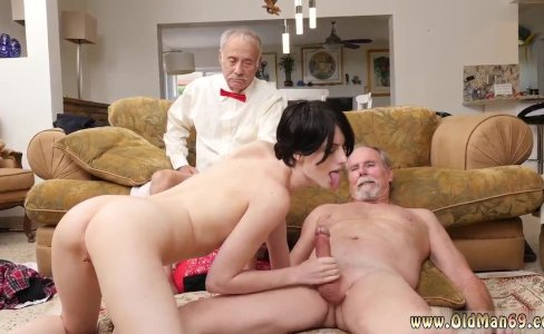 Old man hotel anal and pornstar Frankie|455 views